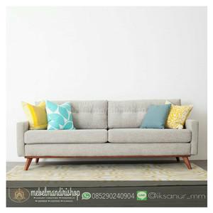 Kursi Sofa Retro Tamu Mebel Jepara