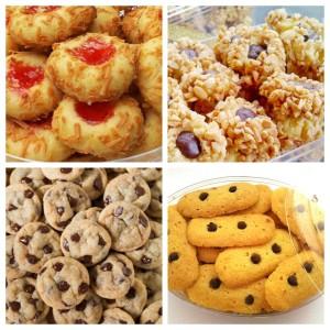 Paket Selamat 4 Kue WISMAN Sarah Bakery KECIL Lezat Banget