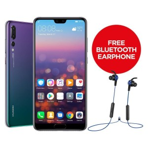 Huawei P20 Pro Twilight Free Bluetooth Earphone