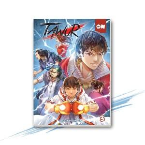 Komik Tawur Volume 3