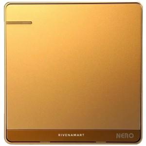 NERO Saklar Engkel Decora Q7 Q71611-G Gold