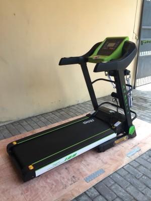 Treadmill eletrik FC SAPPORO alat fitness olahraga