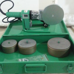 Mesin las penyambung pemanas digital pipa ppr 75mm-110mm