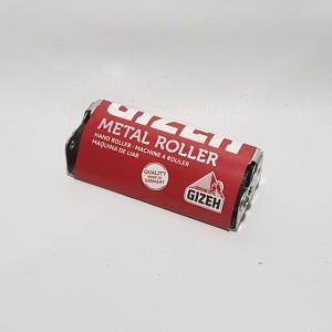 Alat Linting GIZEH Metal Hand Tobacco Roller (68 mm) Tembakau RYO