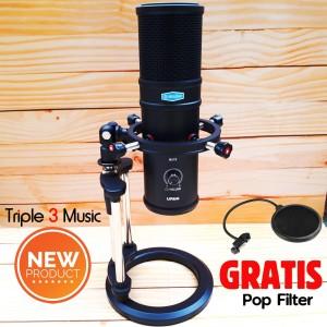 ALCTRON UR 66 UR66 mic condenser USB