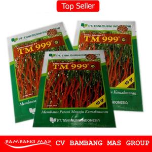 Benih Pertanian Cabe Cabai Kriting TM 999 [10 gram]