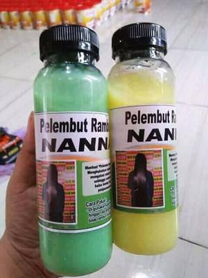 Nanna Nana Pelembut Rambut