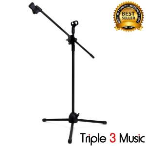 Pro Stand mic Berdiri tripod mic stand mikrofon Murah terbaik