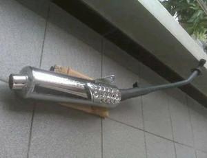 Knalpot Shogun 125SP Merk NTD