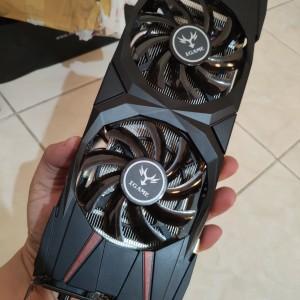 Igame GTX Nvidia 1060 6gb vulkan like new garansi 2021