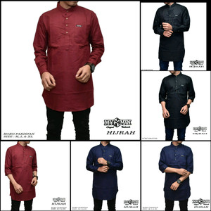 Baju Koko Pakistan / Baju Muslim Pria