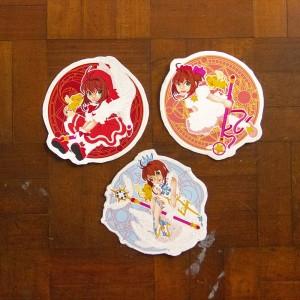 Cardcaptor Sakura - Stiker