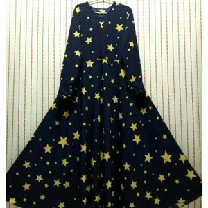 Maxi Star Black Yellow