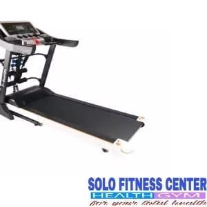 TOKO ALAT FITNESS DIKOTA SOLO//Treadmill electrik I-Turin 4 fungsi