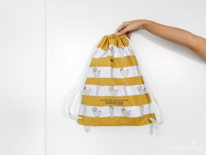 Class of 2029 Drawstring Bag