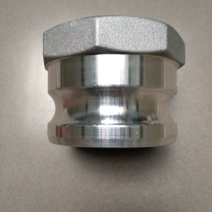 """Camlock A 4"""" stainless"""