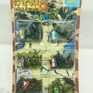 Mainan Tentara Army 6 Negara