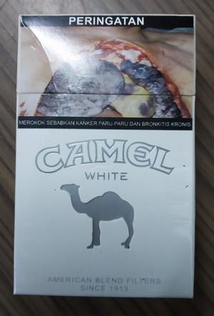 Rokok Camel White 20
