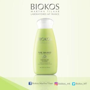 Biokos Pure Balance Purifying Gel Cleanser