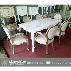 Kursi Makan Meja Makan Mewah(furniture,kursi,meja,nakas,lemari)
