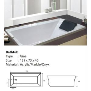Bathtub Long GINA + Avur