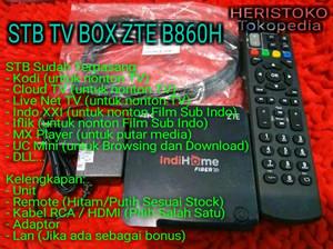 Jual STB Android ZTE ZXV10 B860H 4K full HD Unlock - Jakarta Pusat -  RAHMITOKO | Tokopedia