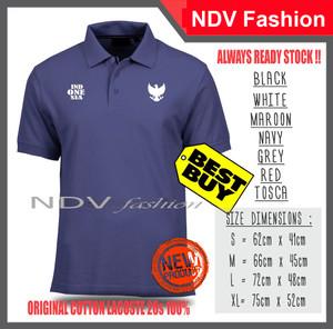 TERBARU Jersey Polo Shirt INDONESIA GARUDA XXL by NDV (BEST SELLER)
