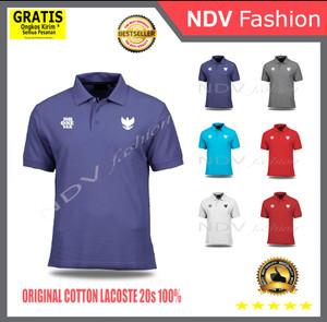 Jersey Kaos Polo Shirt INDONESIA GARUDA Ori by NDV (BEST SELLER)