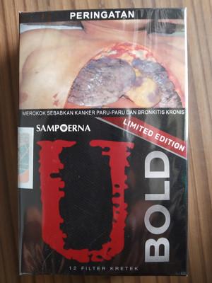 Rokok U Bold Limited Edition Kaleng