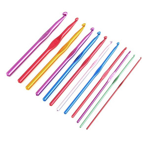 Jarum Rajut Set/Alat Rajut Set/Hakpen/Crochet Hooks