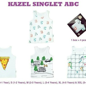 4in1 kazel singlet abc