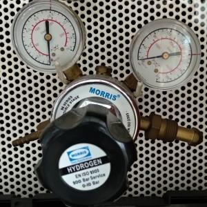 Regulator hydrogen merk Morris
