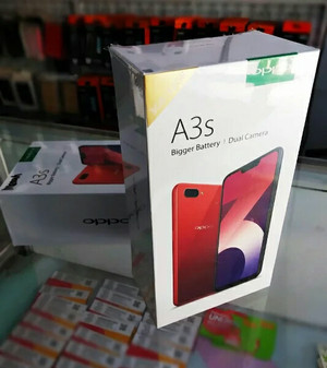 HP 4G LTE OPPO A3s 16 GB ROM 2GB GARANSI RESMI OPPO INDONESIA
