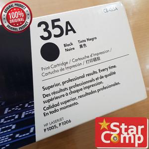 HP LaserJet 35A Black Toner CB435A