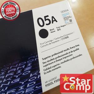 HP LaserJet 05A Black Toner CE505A