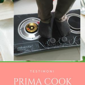 Prima cook kompor 2 tungku