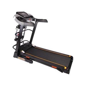 Solo fitness center TREADMILL ELECTRIK I5-4 FUNGSI