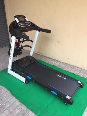 Treadmill Elektrik FC NAGOYA 4 FUNGSI alat fitness