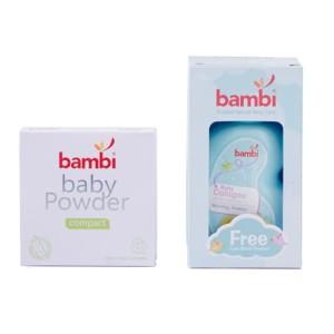 Bambi Powder Compact + Morning Breezy