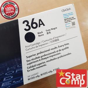 HP LaserJet 36A Black Toner CB436A