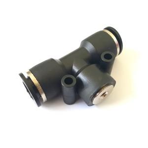 10pc Elbow Fittings 5//32 OD 10//32 UNF Unified Thread MettleAir MTL5//32-U10