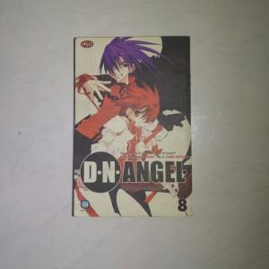 Komik DN Angel vol.8