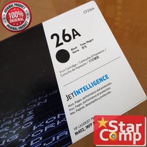 HP LaserJet 26A Black CF226A