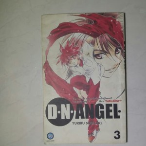 Komik DN Angel vol.3