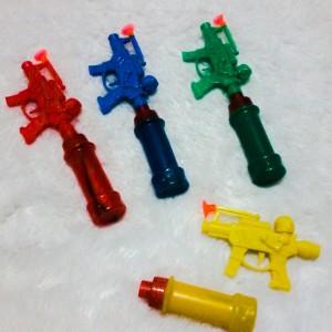Mainan Balon Gelembung Lucu Tembakan Mini
