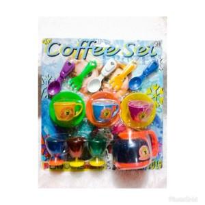 Mainan Coffee Set DT7019