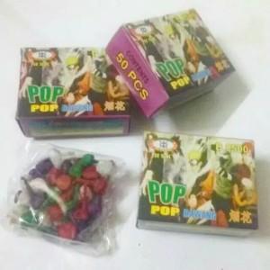 Mainan Pop Pop Bawang Isi 50