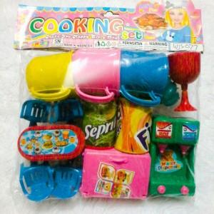 Mainan Masakan WJS077