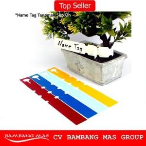 Label Tanaman Hidroponik Plastik LT03