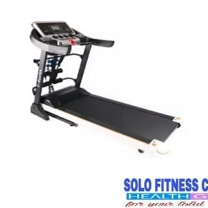 Treadmill electrik I-Turin 4fungsi